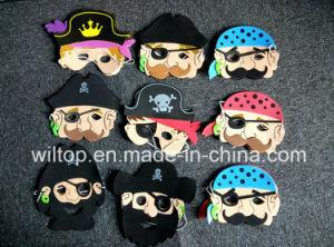 Assorted EVA Foam Skull Pirate Masks (PM125) pictures & photos