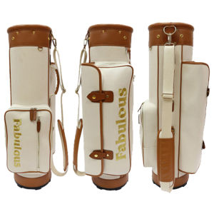 New Design PU Golf Bag (B1502) pictures & photos