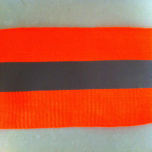 High Visiblity Luster Reflective Warning Tape pictures & photos