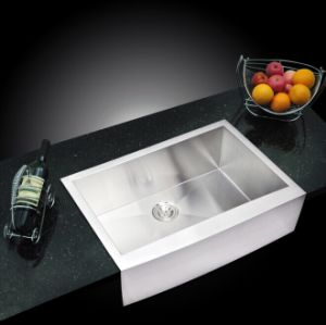 Handmade Sink Ss3321, Apron Sink, Cabinet Basins pictures & photos