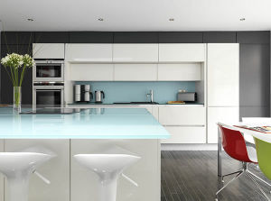 Toughened Glass Kitchen Worktop Counter Top pictures & photos