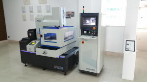 Middle Speed Wire Cut Machine pictures & photos