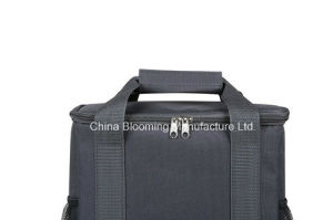 Polyester 16 Can Cool Cooler Lunch Picnic Insulated Thermal Bag pictures & photos