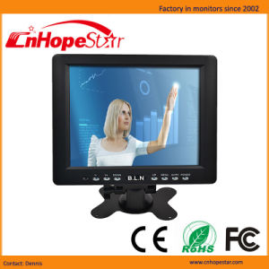 New Arrival 8 Inch POS Use Touch Screen Monitor pictures & photos