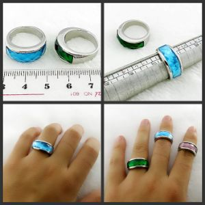 Stone Ring Stainless Steel Jewelry Gem Stone Rings pictures & photos