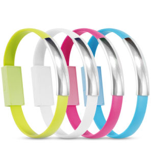 High Quality Bracelet Micro USB Data Cable for iPhone and Samsung