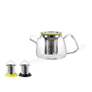 Hand Blown Wholesale Glass Teapots pictures & photos