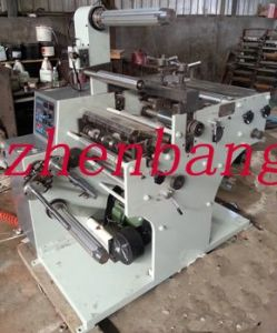 Die Cutting and Slitting Machine with Two Interchange Shafts pictures & photos