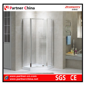 High Quality Shower Enclosure with Aluminum Frame (09-CF3231A) pictures & photos