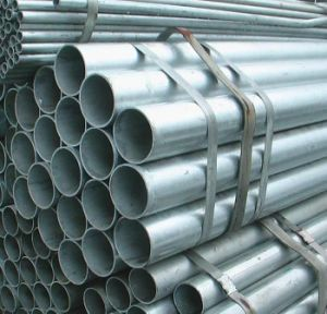 China Supply Scaffolding Hot Dipped G. I Steel Pipe pictures & photos