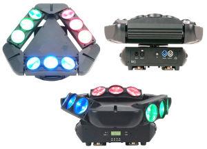 RGBW LED Spider Light