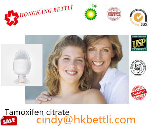 High Purity Tamoxifen Citrate (Nolvadex) 54965-24-1 pictures & photos