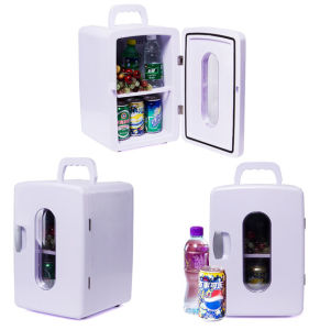 Thermoelectric Mini Fridge 12 Liter DC12V, AC100-240V in Both Cooling and Warming pictures & photos
