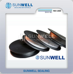 Corrugated Graphite Tape Sunwell 1840 pictures & photos
