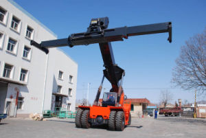 Container Reach Stacker pictures & photos