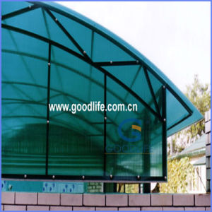 1.2mm-26mm Colored UV Lexan Polycarbonate Sheets Price for Agriculture Project pictures & photos