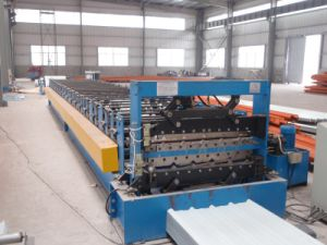 Metal Roofing Tile Machine for Exoprt/Metal Roof Tile Machine pictures & photos