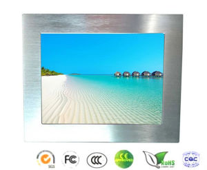 17 Inch Aluminum Bezel Rugged Panel PC All in One pictures & photos