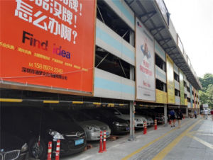 Puzzle Type Automatic Parking System pictures & photos