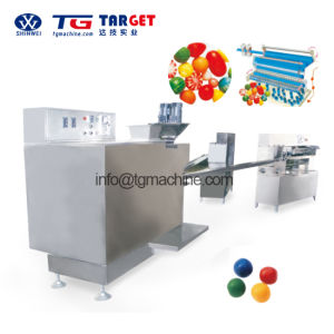 Ball Bubble Gum Production Making Machine (BG300) pictures & photos