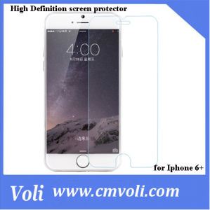 0.33mm Arc Edge High Quality Tempered Glass Screen Protector for iPhone 6 Plus pictures & photos