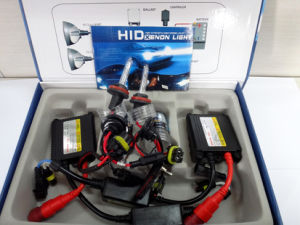AC 55W H11 HID Lamp HID Kit with Slim Ballast pictures & photos