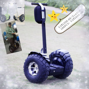2015 Newest Mobile APP off Road Electric Scooter pictures & photos