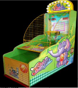 Arcade Game Machines Jungle Basketball pictures & photos