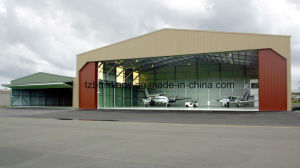 ISO Certificate Steel Frame Aircraft Hangars pictures & photos