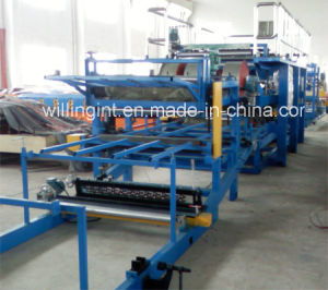 EPS Concrete Sandwich Wall Panel Production Line pictures & photos