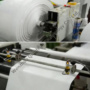 High Speed Auto Cuttig and Sewing Machine for Printing Woven Bag pictures & photos