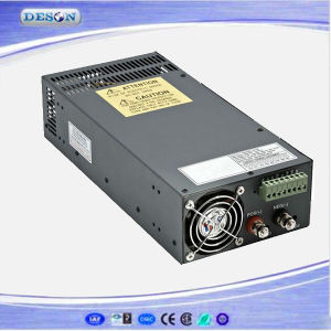 600W Single Output Switching Power Supply with Parallel Function pictures & photos