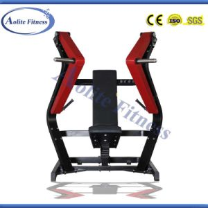 Plate Loaded Decline Chest Press / Fitness Equipment pictures & photos