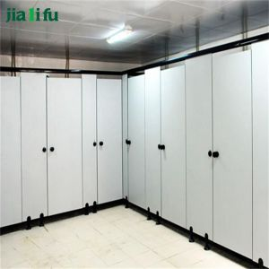 Jialifu Cheap Laminated Sheets Commercial Bathroom Partition pictures & photos