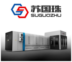 Sgz-16h Pet Automatic Rotary Blowing Machine for Hot Filling Bottles