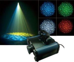1PCS 10W White LED Waterwave Effect Light