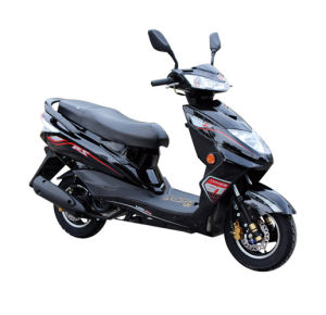 China Disc Brake  Mini  EEC Approved Scooter (SY50T-1) pictures & photos