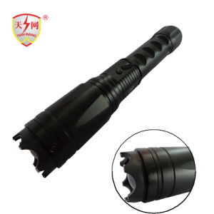 2015 Strongest Self Defense Flashlight with Adjustable Focus Stun Guns pictures & photos