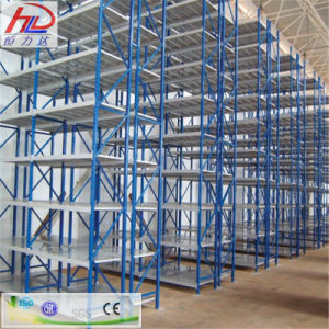 Adjustable Ce Approved Heavy Duty Longspan Shelving pictures & photos