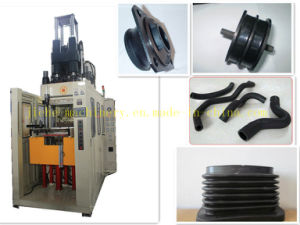 Vertical Silicone Rubber Injection Hydraulic Press Machinery pictures & photos