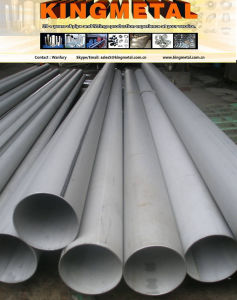 Wholesale SUS201 2 Inch Stainless Steel Pipe Export to Indonesia / pictures & photos