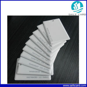 Tk4100 Em4100 Thick Blank ID Business Card for Access Control pictures & photos