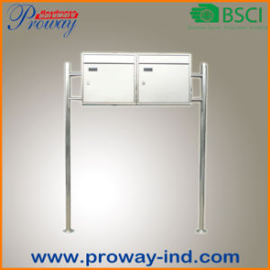 Multiple Standing Outdoor Stainless Steel Metal Mail Box pictures & photos