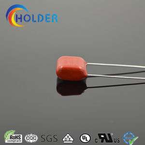 Metallized Polyester Capacitor (Cl21 224j/400V P=7.5) pictures & photos