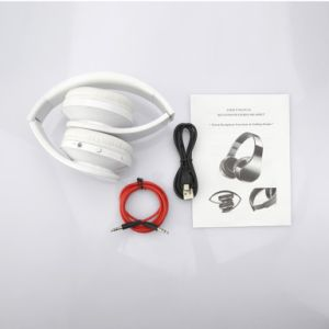 New Wireless Stereo Handfree Bluetooth Headset Headphone for Mobile Phone pictures & photos