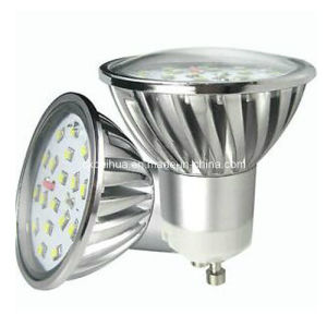 GU10 4W Aluminum Cool White LED Lamp