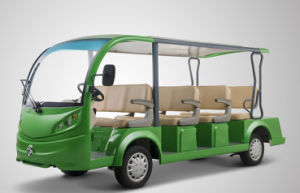 Popular Cheap New Energy Powered 11 Person Electric Tour Bus