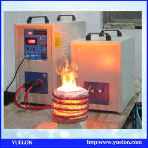 2kg 15kw High Frequency Small Gold Melting Induction Furnace pictures & photos