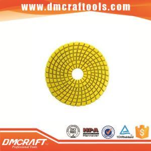 Flexible Resin Wet Granite Polishing Pads pictures & photos