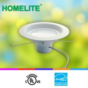 LED Downlight 6inch 14W 120V 3000k E26 Dimmable with Es/UL Listed